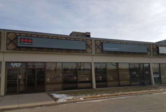 Building for lease Calgary
