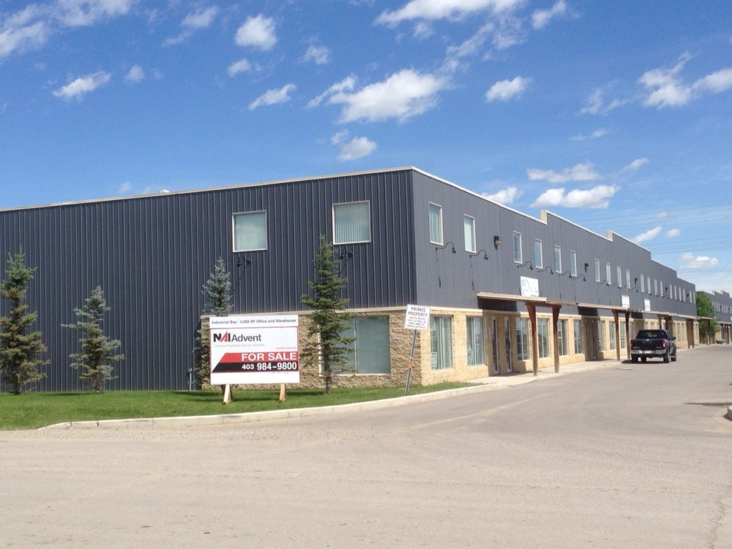 Industrial Warehouse For Sale Calgary
