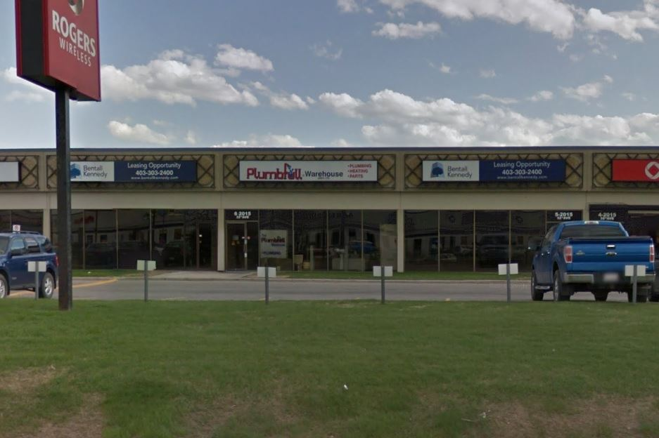 Industrial Bay For Lease In North East Calgary, Alberta