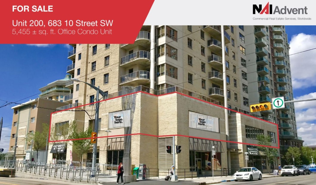 Office Condo For Sale Downtown Calgary