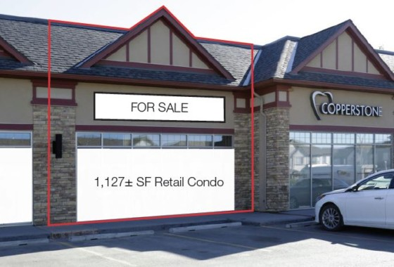 Retail Unit For Sale in Calgary